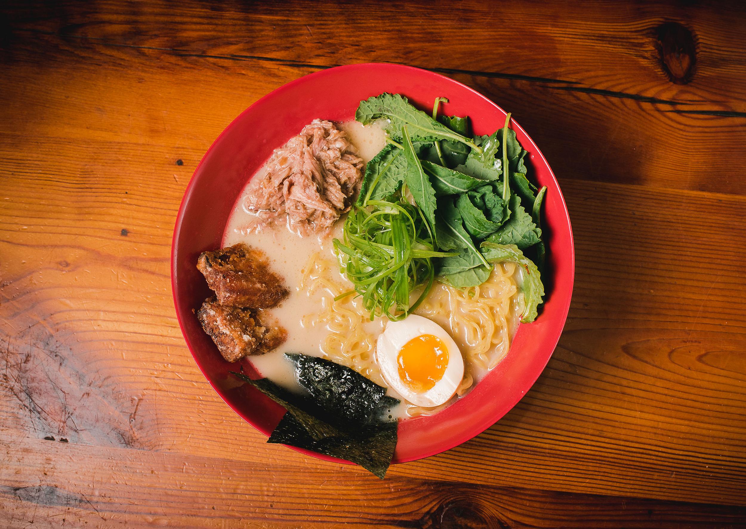 Ejji Ramen - Best Ramen Tonkotsu Bowl