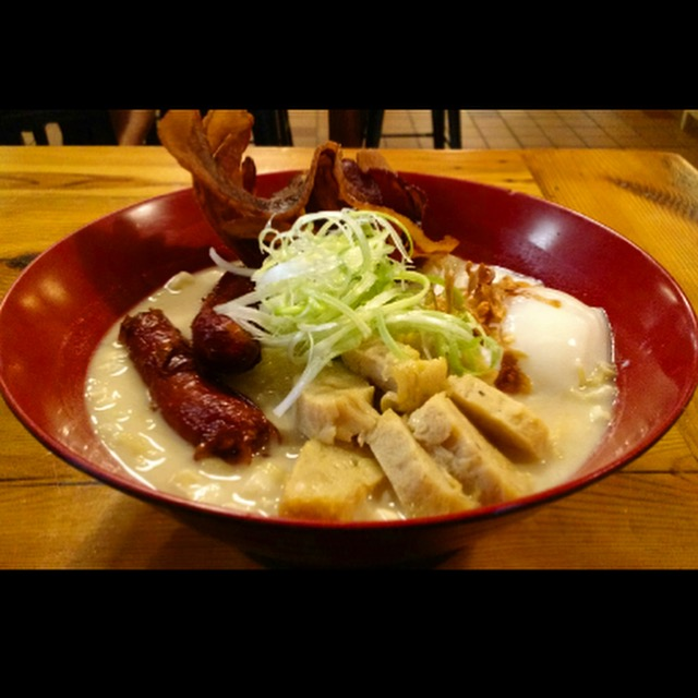 Breakfast will never be the same again after you've tried our Breakfast Ramen bowl.