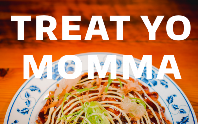 Treat Yo Momma to an Ejji Brunch