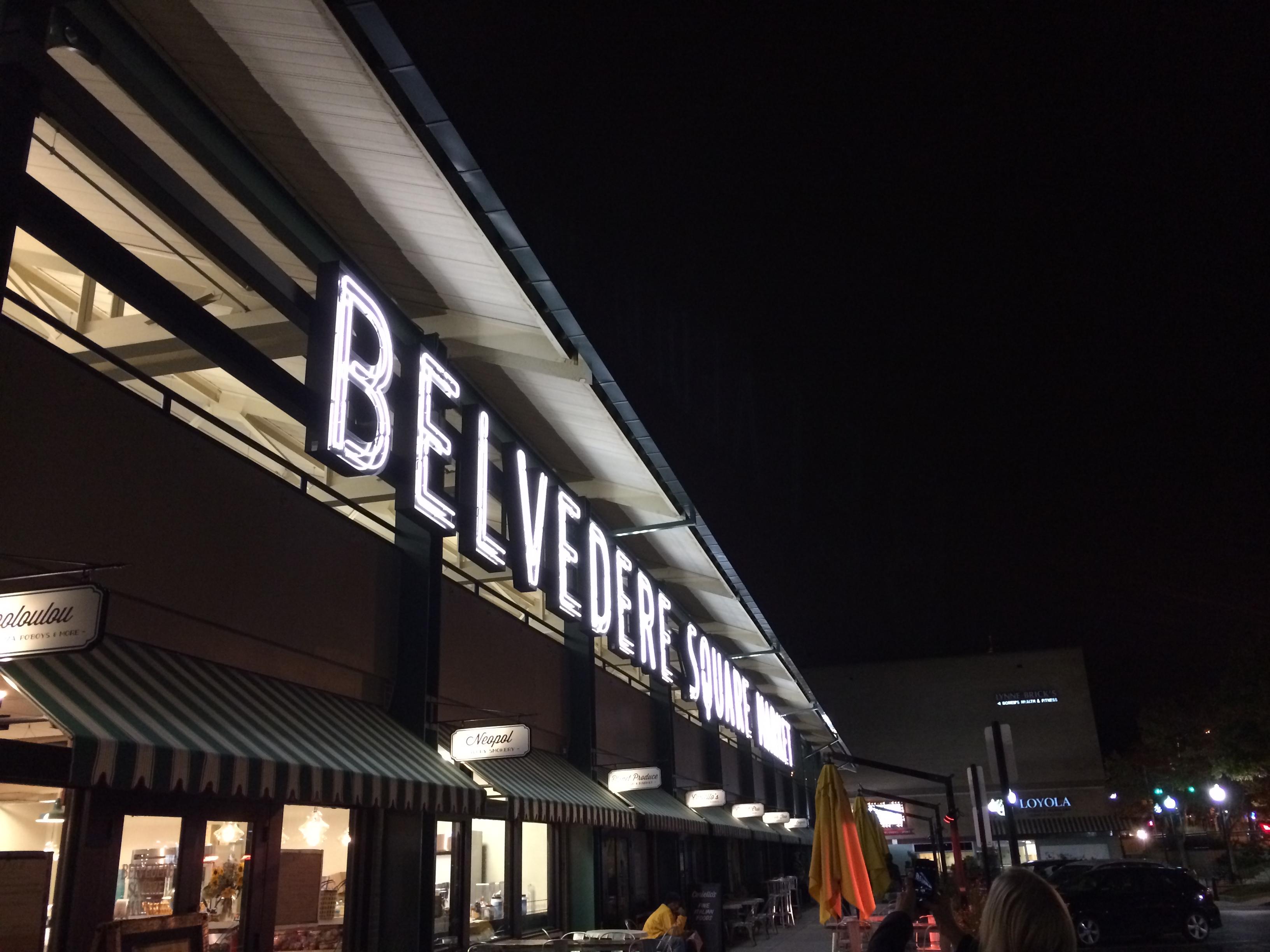 Belvedere Square Market - Ejji Ramen