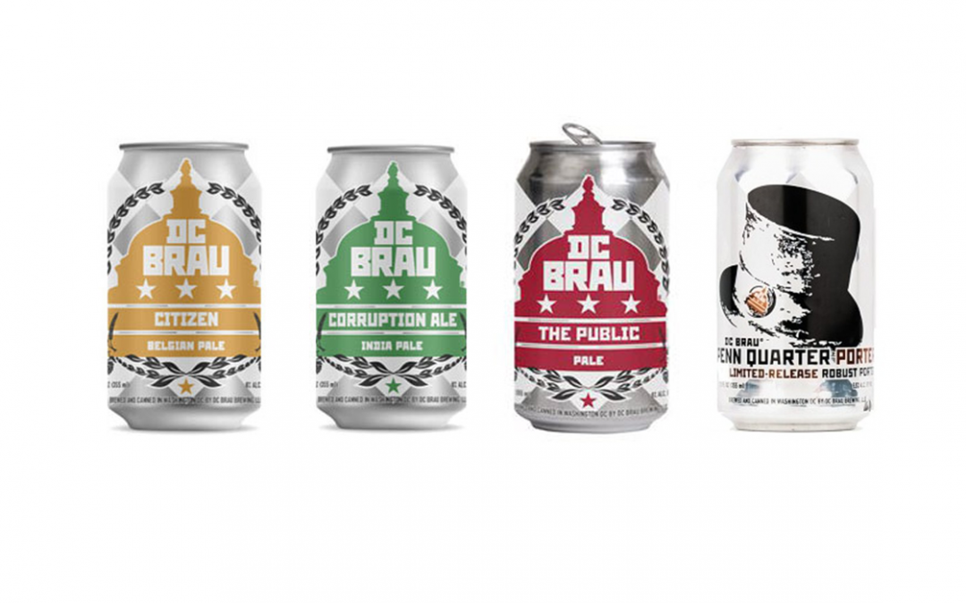 Featured Brewery of the Month: DC Brau