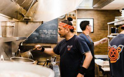 Chef Ten Vong: The Man Behind The Man Bun